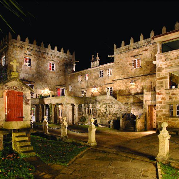 Galleria de fotos del Pazo de Vilaboa