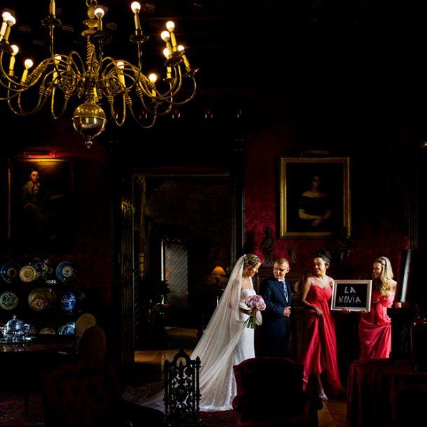 Disfruta de tu boda en el Pazo de Vilaboa