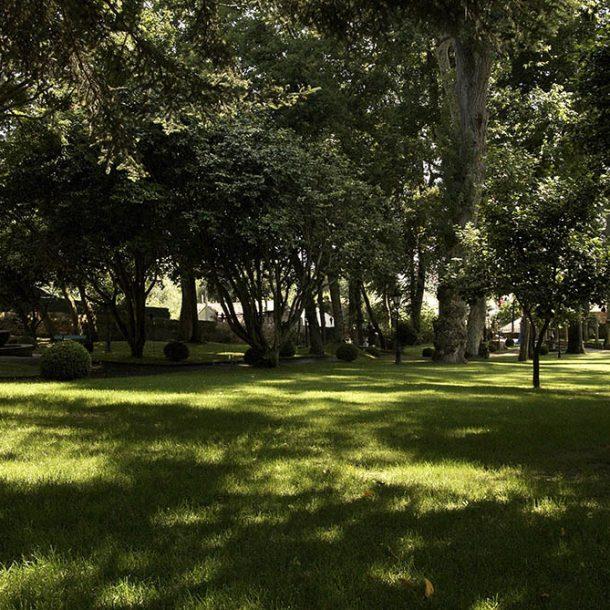Galería de fotos de los Jardines del Pazo de Vilaboa